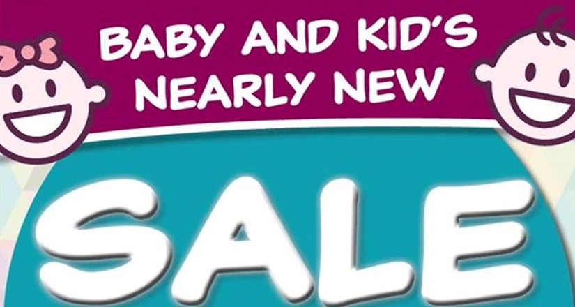 Baby and Kid's Nearly New Sale